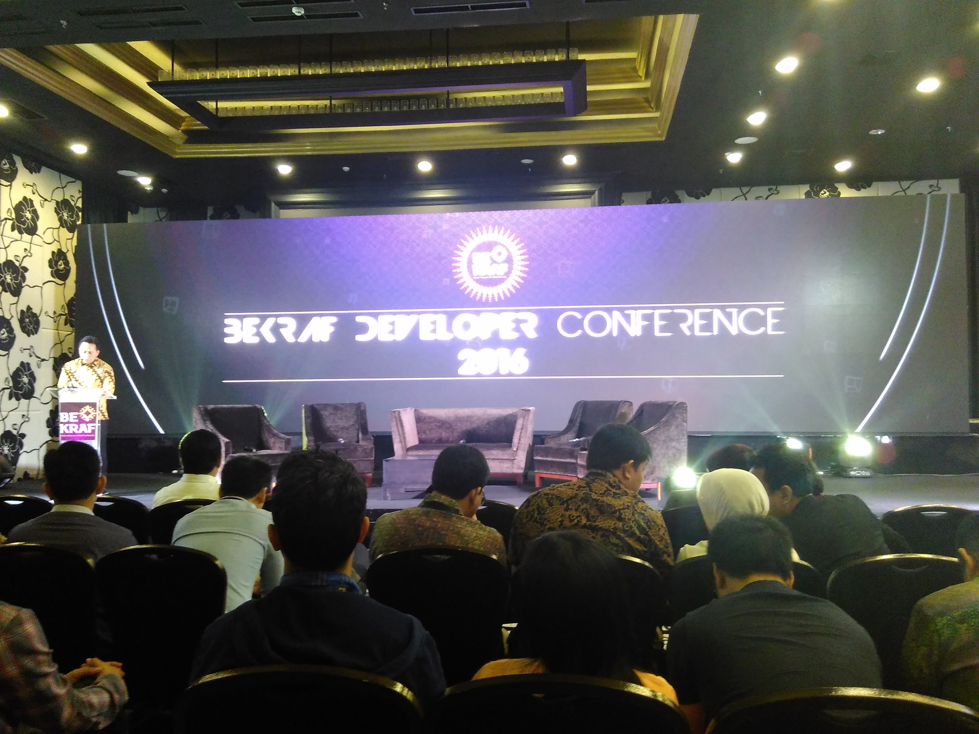 Bekraf Developer Conference